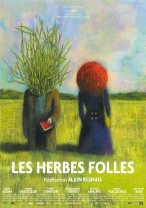 Las hierbas salvajes - poster